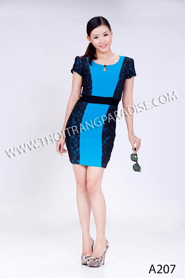 Đầm dạo phố, đầm thời trang, các mẫu đầm đẹp