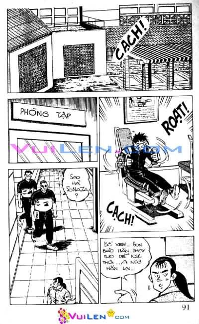 Jindodinho - Đường Dẫn Đến Khung Thành III Tập 61 page 91 Congtruyen24h