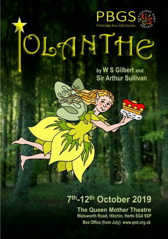 Our October production: Iolanthe
