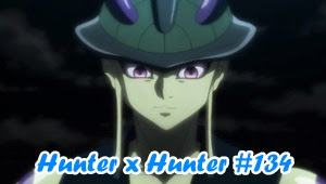 Hunter X Hunter Episode 134 Subtitle Indonesia