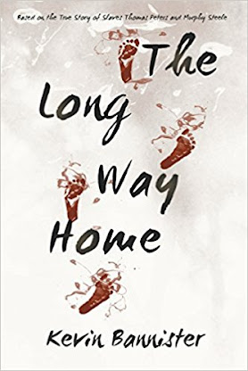 TLC Blog Tours: The Long Way Home by Kevin Bannister