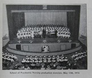 1954 graduates