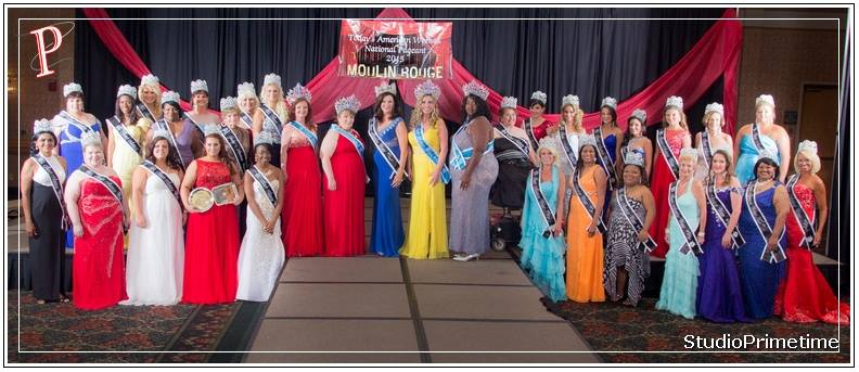 Petite Elite Ms TAW National Queen 2015