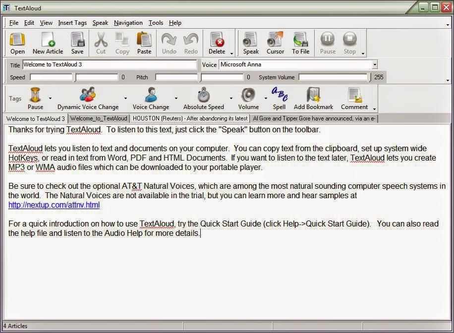 Nextup TextAloud 3.0.74 Full Keygen FF
