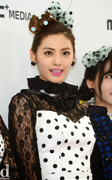Orange Caramel Nana Catallena Live