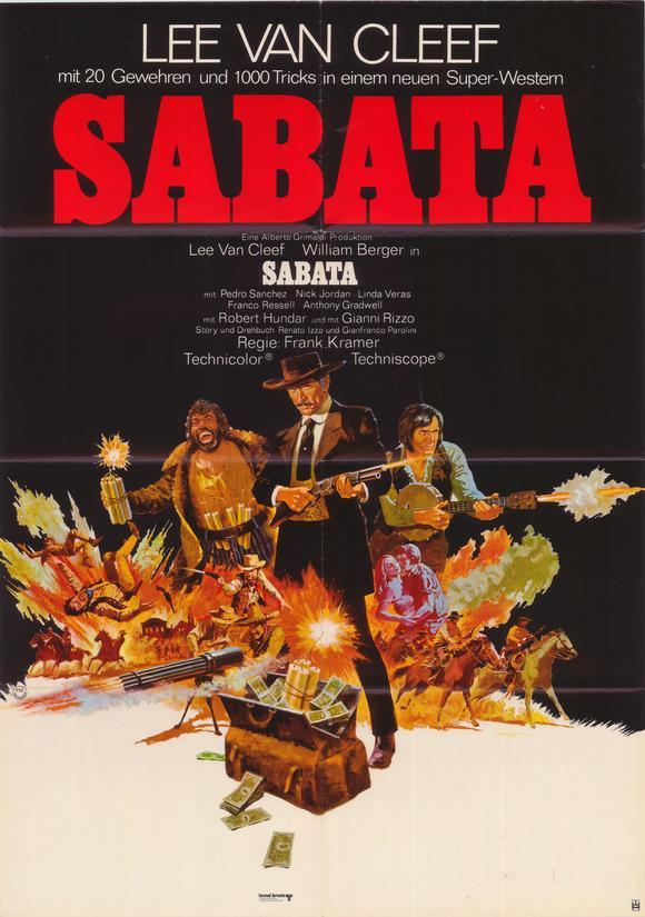 Sabata (1969) : Scorethefilmu0026#39;s Movie Blog