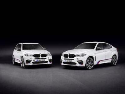 Componente BMW M Performance BMW X5 M si BMW X6 M
