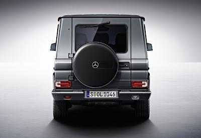 new 2013 Mercedes-Benz G-Class