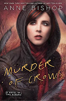 murder of crows by anne bishop book cover