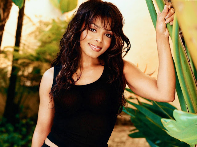 Janet Jackson HD Wallpaper -10
