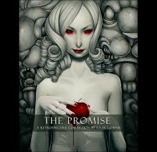 THE PROMISE A RETROSPECTIVE COLLECTION BY S.A. MCGOWAN ART BOOK