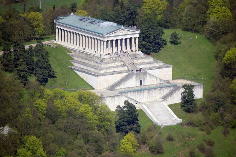 Trip to Germany: Walhalla Temple