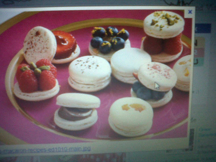 macaroon assortments