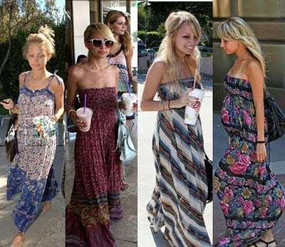 Maxi Dresses for Short People