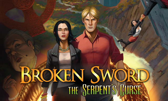 Broken-Sword: Collection(Vol 1+2/Adventure)