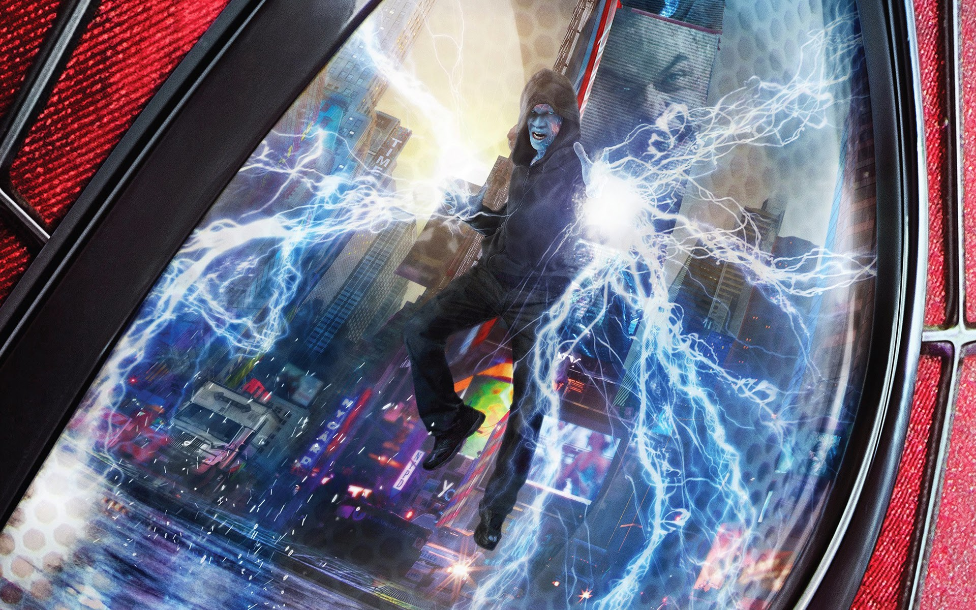Electro Spider Man Wallpaper Movie Review: The Amaz...