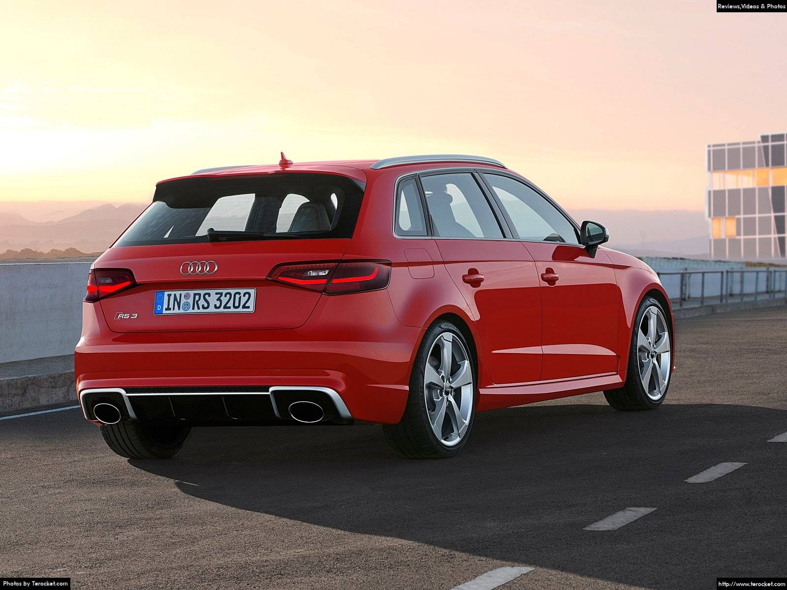 Hình ảnh xe ô tô Audi RS3 Sportback 2016 & nội ngoại thất