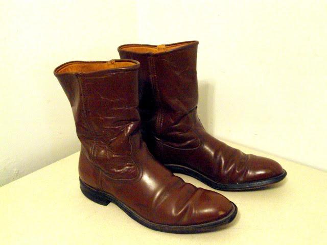 Justin Boots Vintage4