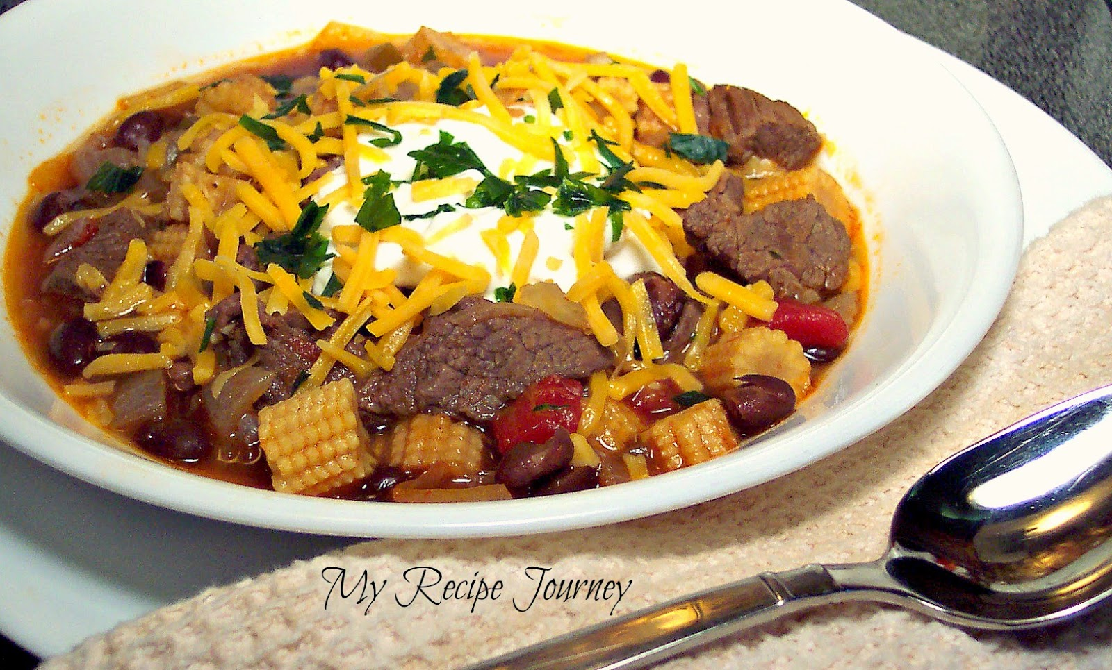 Mexican Steak Soup