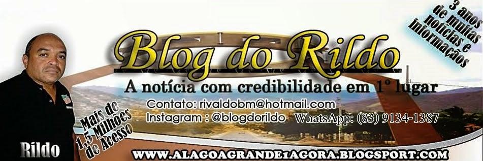 BLOG DO RILDO