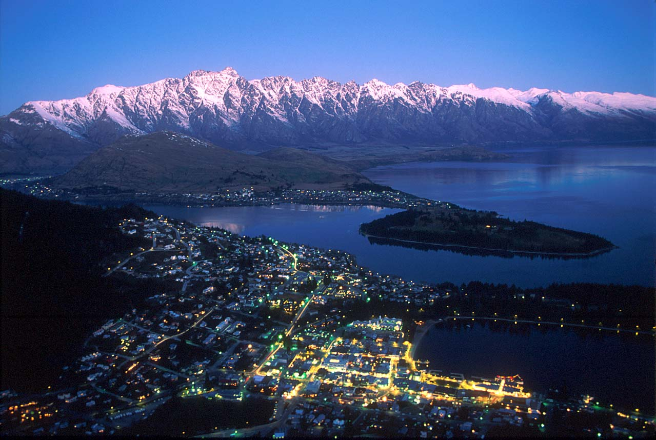 Queenstown New Zealand Travel Guide Tourist Destinations