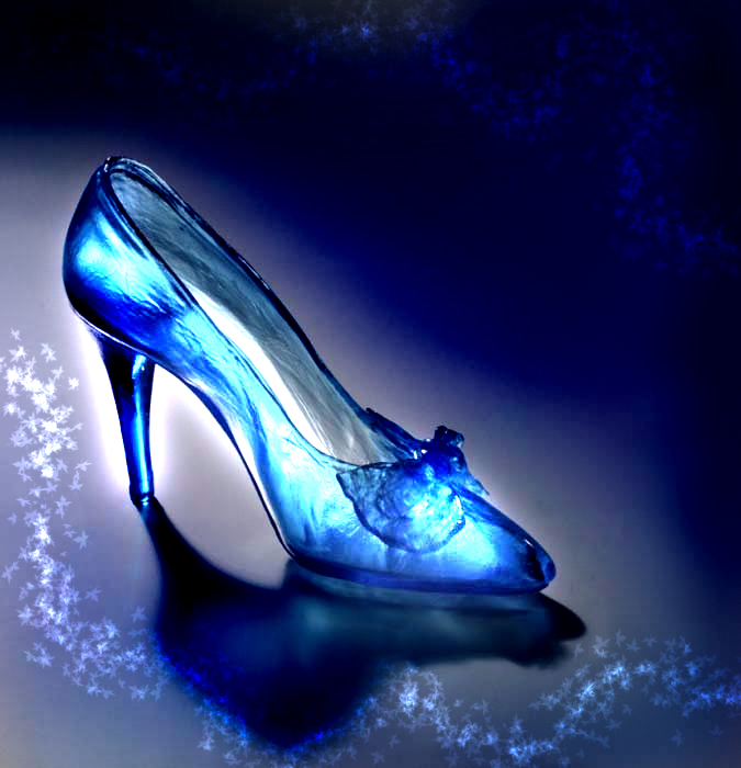 Cinderellas Glass Slipper A CANARY'S DIARY: Octo...
