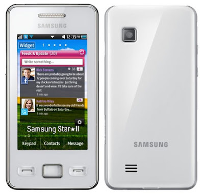 Download Free Firmware Samsung S5260 Star II