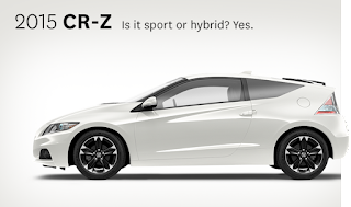 The 2015 Honda CR-Z