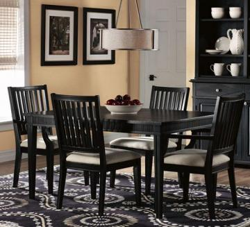 Martha stewart living larsson dining table - Martha stewart dining room furniture ...