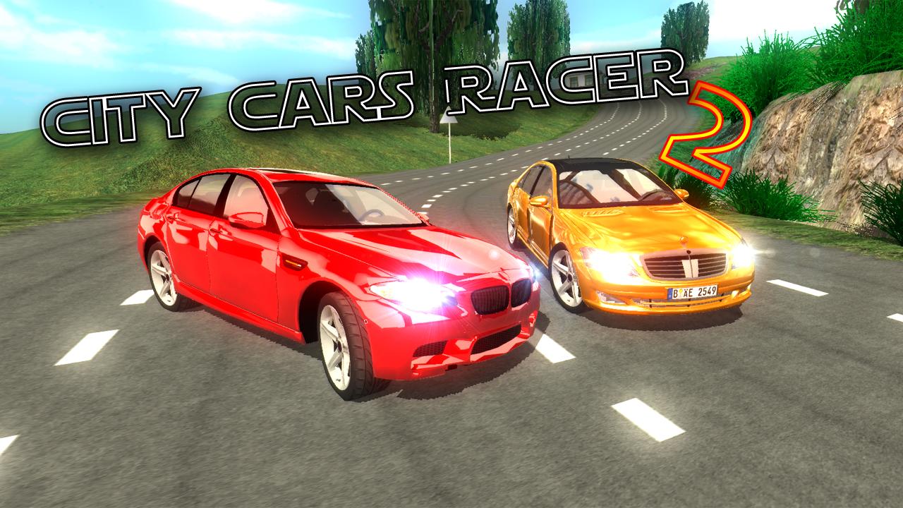 City Cars Racer 2 Android Full Apk İndir