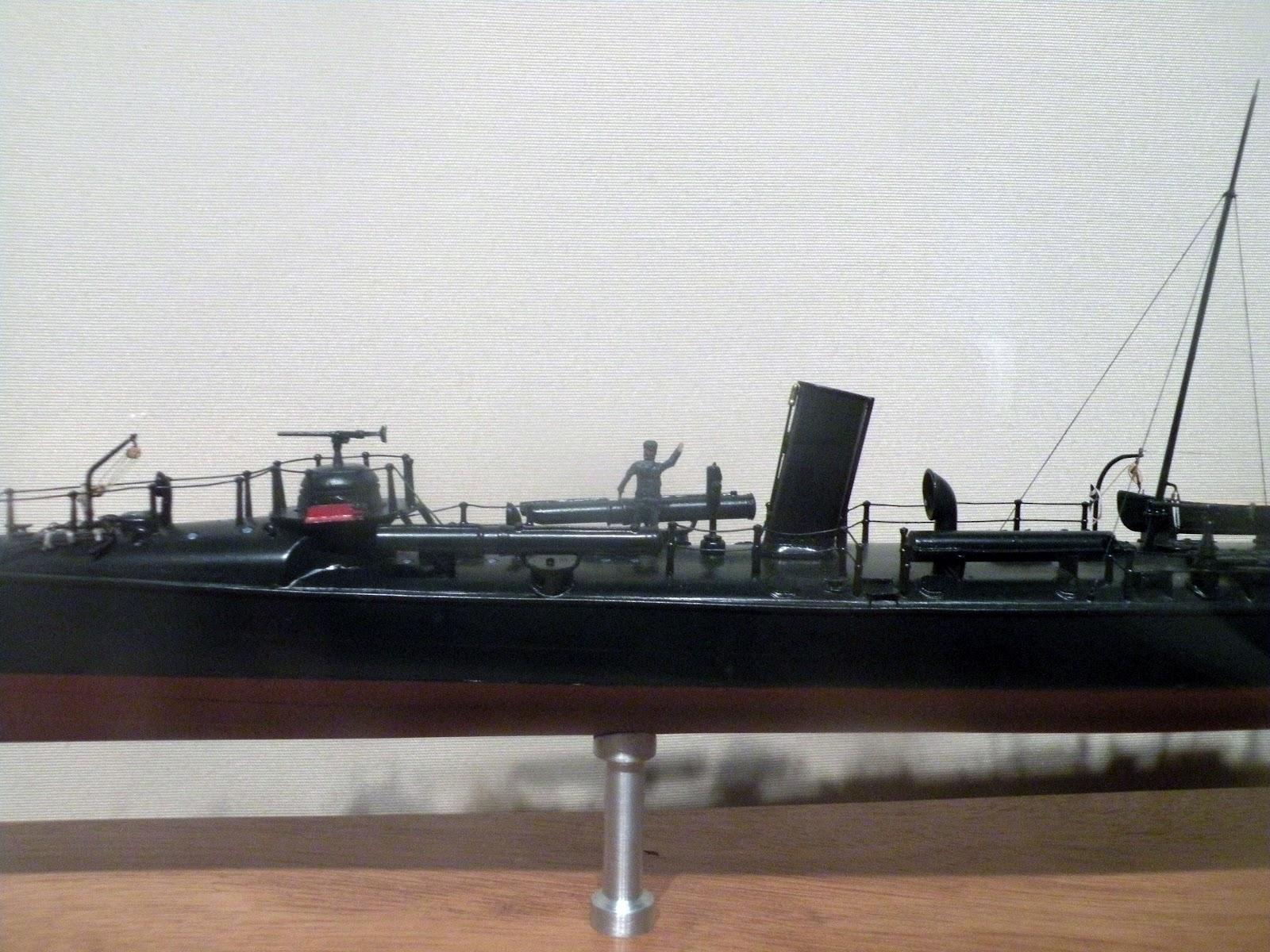 Hampton Roads Naval Museum: USS Winslow Model-1898 Torpedo Boat