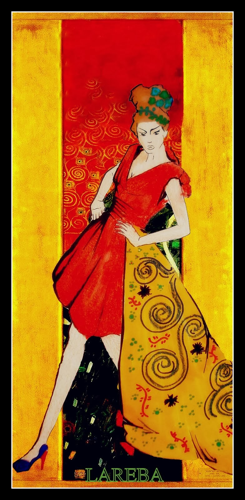 Mujeres Klimt