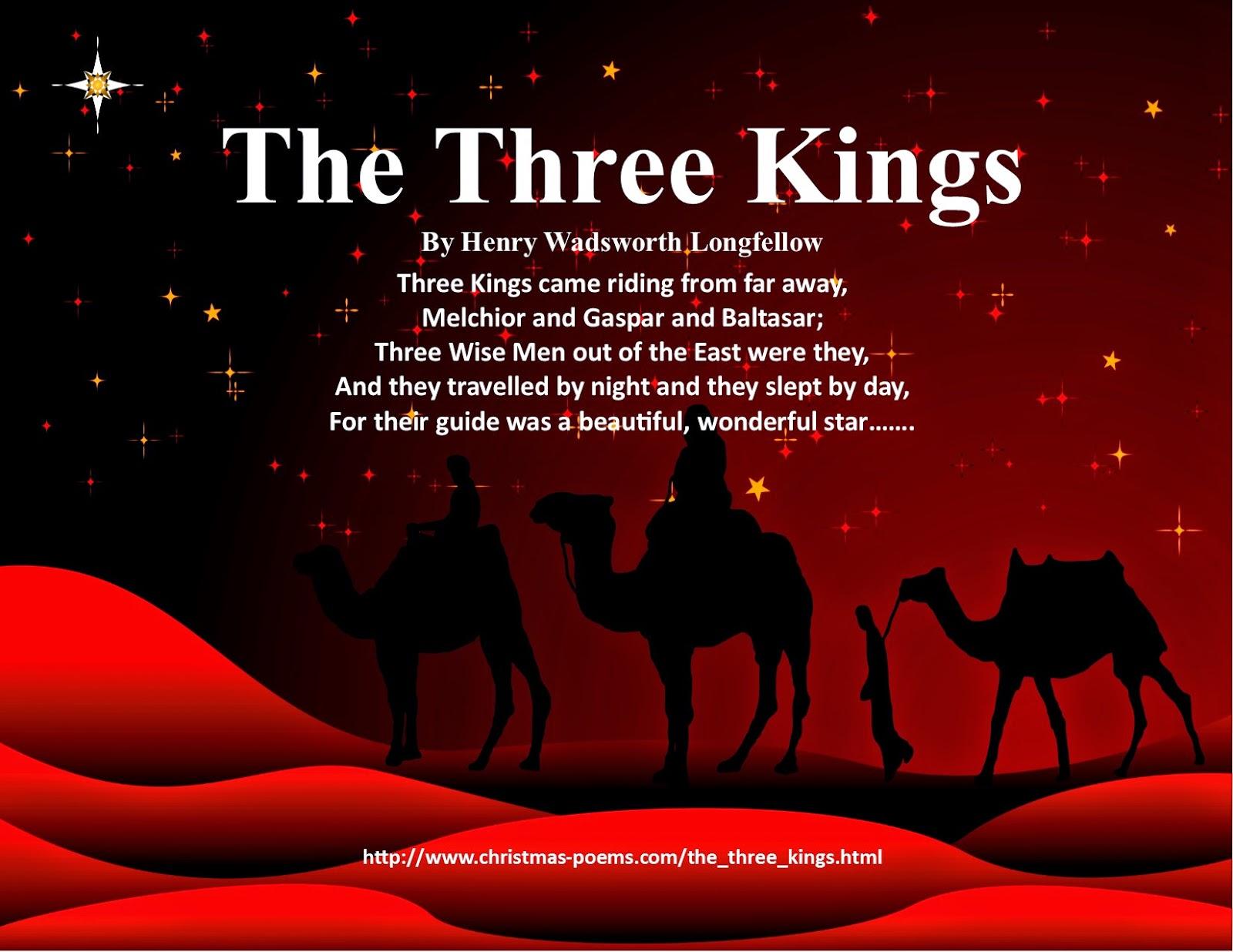 Three Kings Coming Home