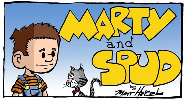 Marty and Spud