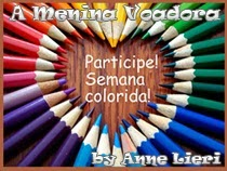 Eu participo na Semana Colorida de