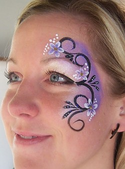 Face Painting On Pinterest Face Paintings Submission