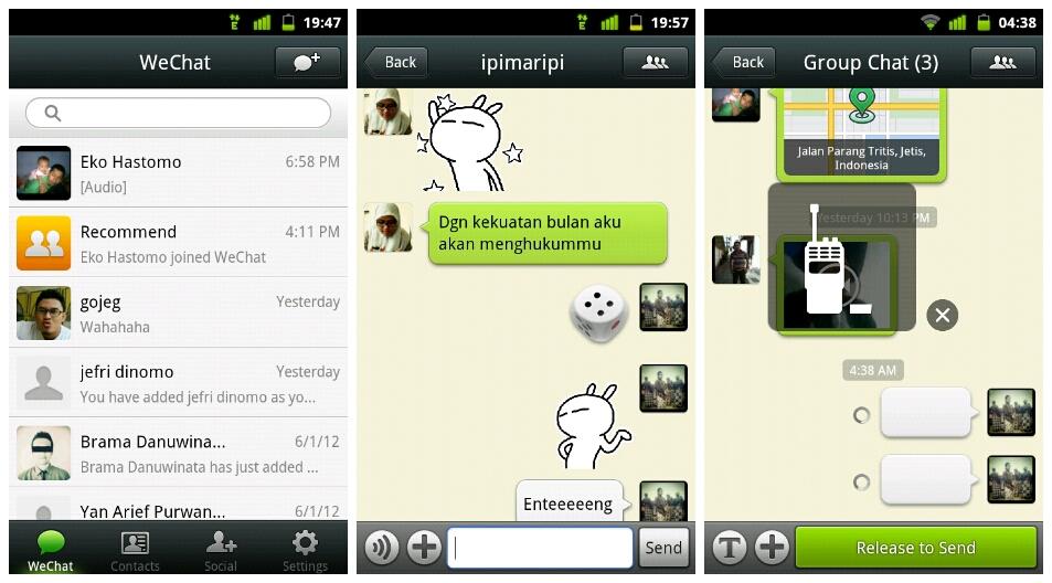 Download WeChat Gratis