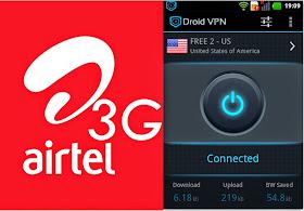Airtel Free internet Punjab
