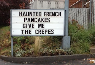 Funny French Crep Punology Photo Image