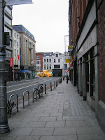 Photograph of Georges Street, Dublin 2011 by Erin Pringle-Toungate
