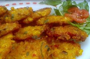 Resep masakan bakwan jagung manis dan crispy