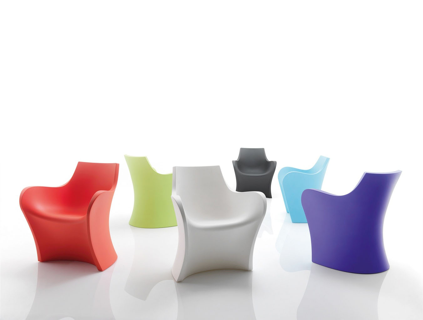 Contemporary Italian Design Chair