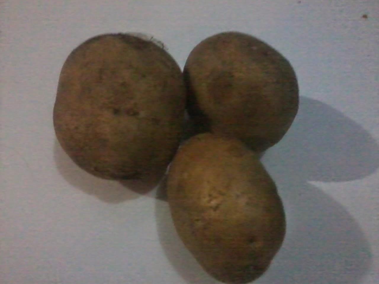 Manfaat kentang serta menjadikan kentang bahan masker wajah