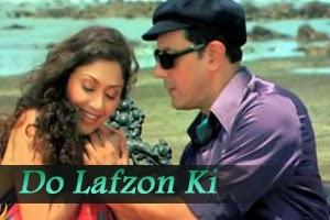 Do Lafzon Ki