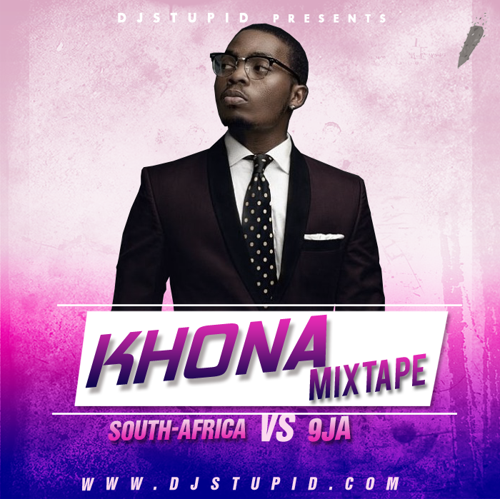 KHONA 2013 NAIJA PARTY MIXTPE BY DJ STUPID