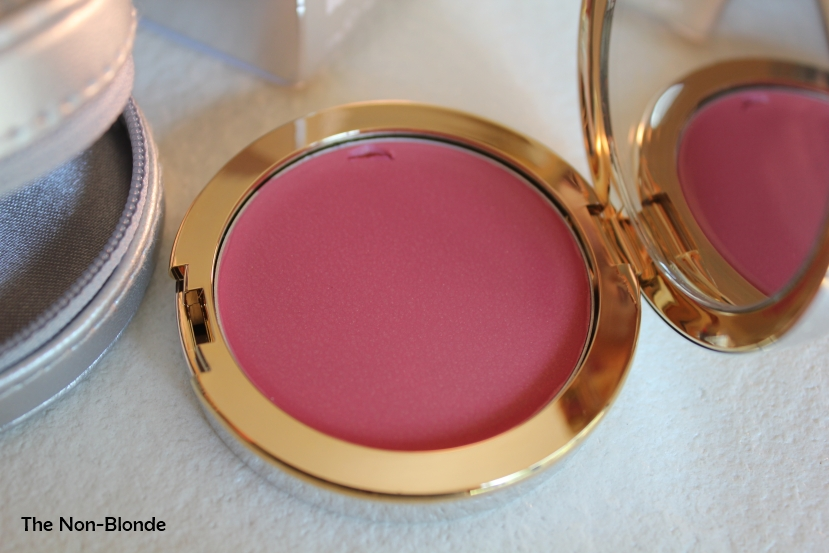 La Prairie Plum Glow Cellular Radiance Cream Blush | The Non-Blonde
