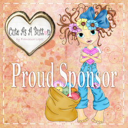 Cute As A Button - Proud Sponsor