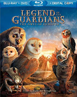 Download Legend of the Guardians: The Owls of GaHoole (2010) BluRay 720p 600MB Ganool