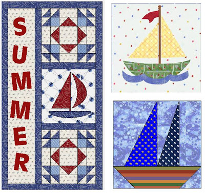 free baby sailboat quilt patterns - Docstoc