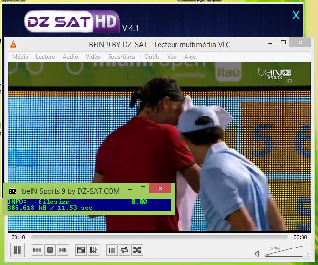 IPTV STREAM VLC